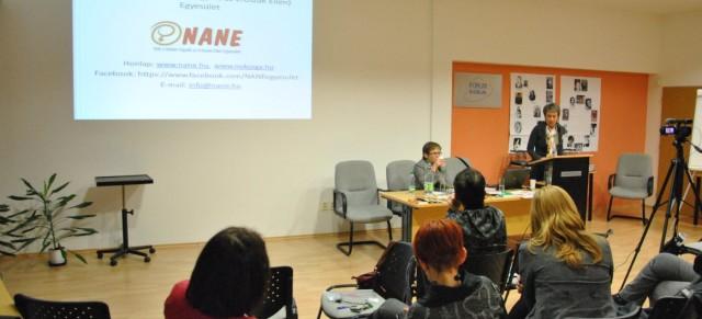 Program Nőképek kisebbségben II. / Obrazy žien menšiny