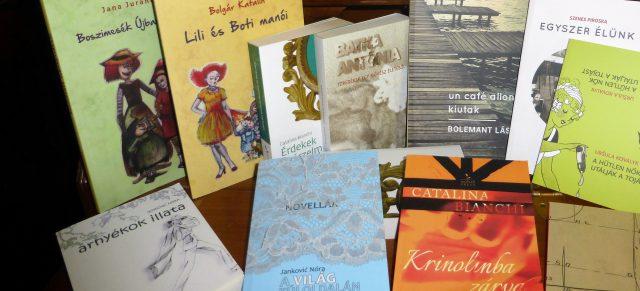Nyár, ikrek, rejtélyek…  Bolgár Kati írása